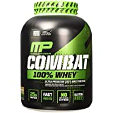 Muscle Pharm Combat 100% Whey Protein Powder - 2.26 Kg (Mocha Cappuccino)