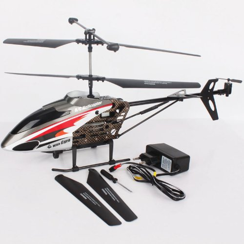 Wifi Control 3.5 CH HD Camera RC Helicopter Gyro for iPhone/iPad/iPod