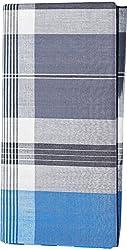 Velvet Gold Men's Cotton Lungi (VTG604)