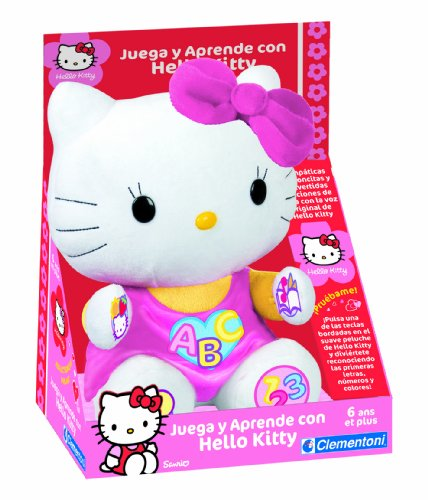 Peluche Interactivo Hello Kitty