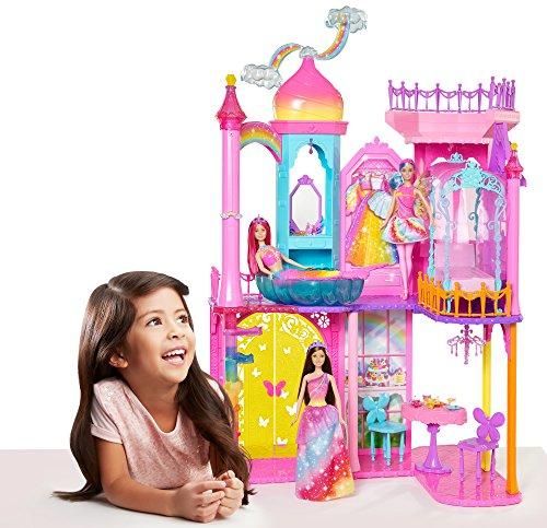 Barbie Rainbow Cove Castle Playset JungleDealsBlog.com
