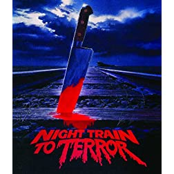 Night Train To Terror (Blu-ray + DVD Combo)