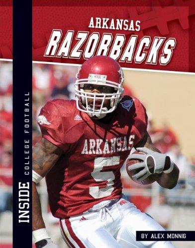 Arkansas Razorbacks (Inside College Football Set 2)