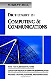 img - for McGraw-Hill Dictionary of Computing & Communications book / textbook / text book