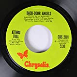 JETHRO TULL 45 RPM BACK-DOOR ANGELS / BUNGLE IN THE JUNGLE