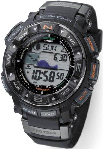 Casio Protrek PRW-2500-1CR Triple Sensor Altimeter