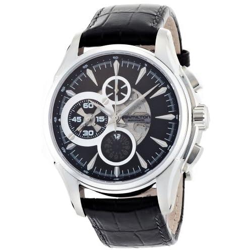[ハミルトン]HAMILTON 腕時計 AMERICAN CLASSIC JAZZMASTER(ジャズマスター) OPEN SECRET(オープンシークレット) H32756731 メンズ 【正規輸入品】