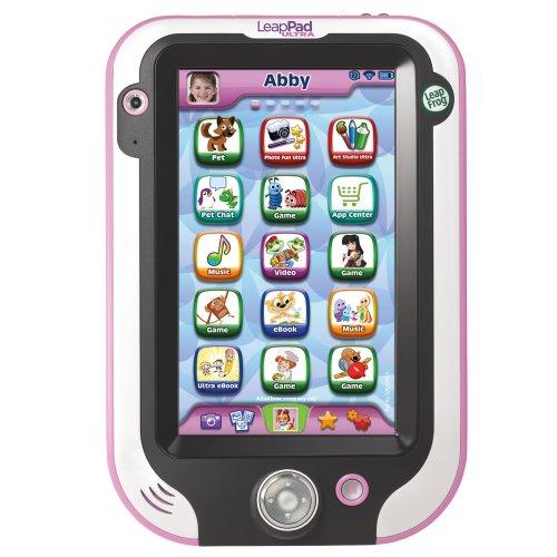 LeapFrog LeapPad Ultra Kids Learning Tablet - Pink