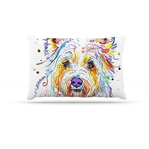 kess-inhouse-rebecca-fischer-bella-scottish-terrier-dog-bed