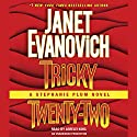 Tricky Twenty-Two: A Stephanie Plum Novel Audiobook by Janet Evanovich Narrated by Lorelei King