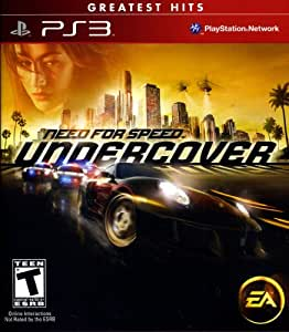 need for speed undercover playstation 3. Black Bedroom Furniture Sets. Home Design Ideas