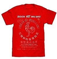 Sriracha Hot Sauce - Licensed T-Shirt