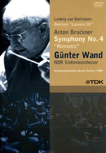 Gunter Wand: Anton Bruckner- Symphony, No. 4 [DVD] [2006] [Region 1] [NTSC]