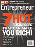 img - for Entrepreneur, September 2007 Issue book / textbook / text book
