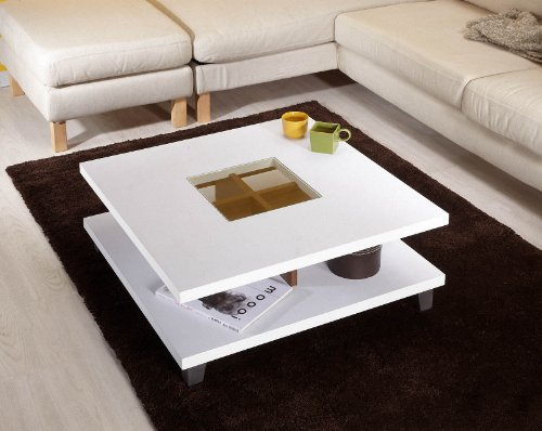 Furniture Of America Lendon Square Coffee Table White Tables Accent Tables Tables