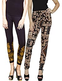 Combo Of Printed Legging
