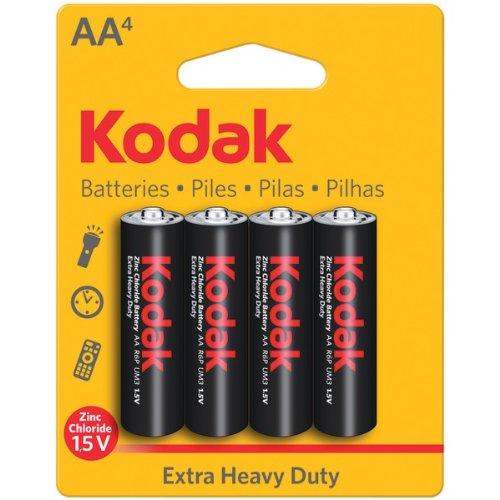 KODAK KAAHZ-4 30452862 Extra Heavy-Duty Carbon Zinc Batterie