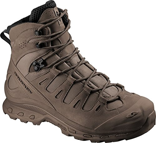 Salomon Forces Quest 4D-Burro / Burro / Black-11 (Quest 4d Forces compare prices)