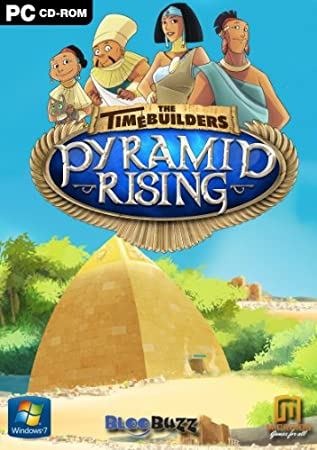 The Timebuilders: Pyramid Rising [Download]