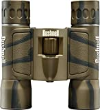 Bushnell Powerview Compact Folding Roof Prism Binocular