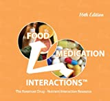 img - for Food Medication Interactions 16th Edition book / textbook / text book