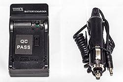 STK's Canon LP-E8 Battery Charger - for Canon Rebel T3i, T2i, T4i, T5i, EOS 600D, 550D, 650D, 700D, Kiss X5, X4, Kiss X6, LC-E8E
