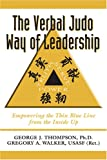 img - for The Verbal Judo Way of Leadership book / textbook / text book