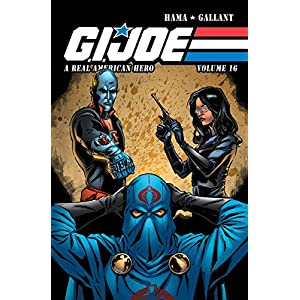 G.I. Joe a Real American Hero 16 (G. I. Joe)