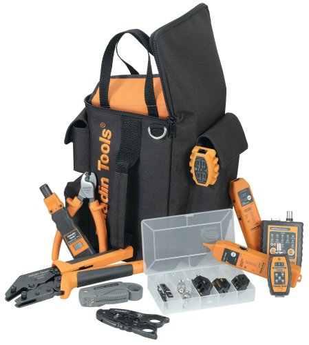 Paladin 4933 Ultimate Premise Service Tool Kit with Ultimate Tool Bag