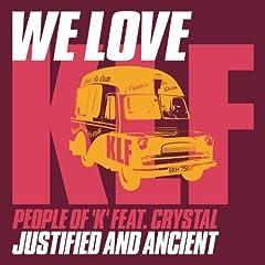 "Justified and Ancient (7"" Radio Edit)"