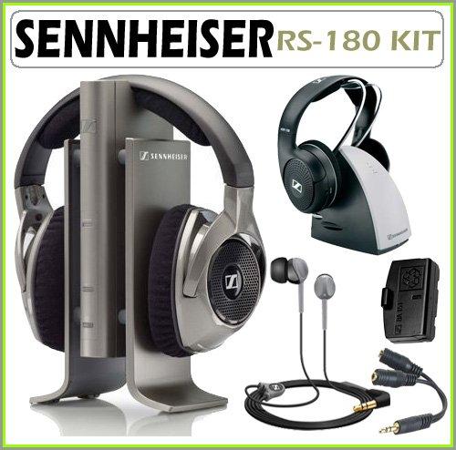 sennheiser rs120 hookup View and download sennheiser rs 110 ii quick manual online rs 110 ii headphone pdf manual download.