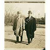 Vintage Photo- Champion runner Tom Longboat & Tom Eck- 1908