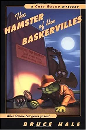Amazon.com: The Hamster of the Baskervilles: A Chet Gecko Mystery