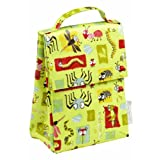 SugarBooger Kiddie Lunch Sack, Icky Bugs ~ SUGARBOOGER