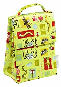 SugarBooger Kiddie Lunch Sack, Icky Bugs
