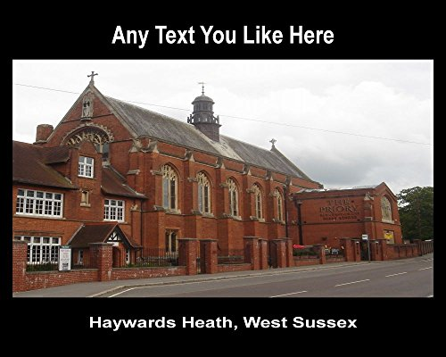 haywards-heath-west-sussex-uk-personalised-mousemat