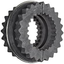 Lovejoy S-Flex Coupling, E Type Elastomer Sleeve, 2-Piece Design, EPDM Rubber