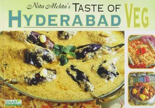 Taste of Hyderabad - Veg by Nita Mehta