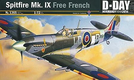 Italeri - I1365 - Spitfire Mk.ix Fafl