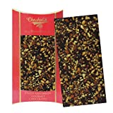 Chocholik Belgium Chocolates Crushed Smoked Almond Bar