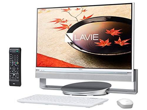 LAVIE Desk All-in-one DA770/CAW PC-DA770CAW