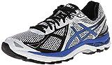 ASICS Mens Gt-2000 3 Running Shoe,White/Royal/Black,10 M US
