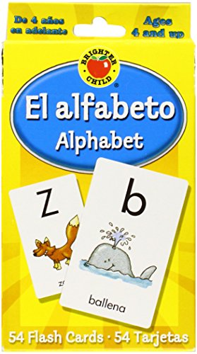 El alfabeto Flash Cards: Alphabet - 1