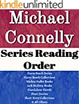 MICHAEL CONNELLY: SERIES READING ORDE...