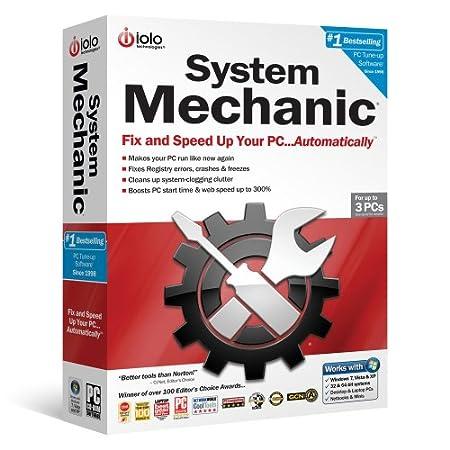 System Mechanic 08