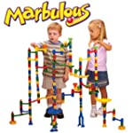 Marbulous Marble Run 200 Piece + 20 M...