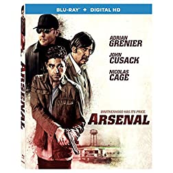 Southern Fury [Blu-ray]