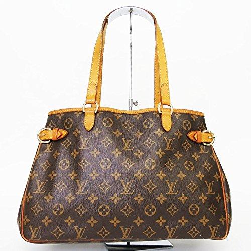 (ルイヴィトン)Louis Vuitton M51154 バティニュール オリゾンタル モノグラム ショルダー トート バッグ BBG-A7558[中古]