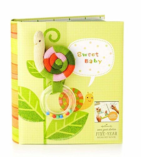 Hallmark Sweet Baby 5 Year Memory Album