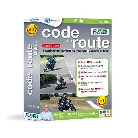 Code de la route moto - édition 2010